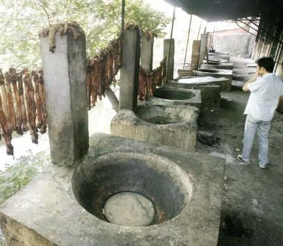 劣质油日产500公斤销往武汉餐馆