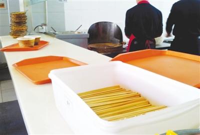 今日起陕西餐饮业禁止使用一次性筷子