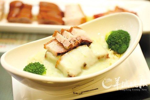 广州茶餐厅升级新浪潮