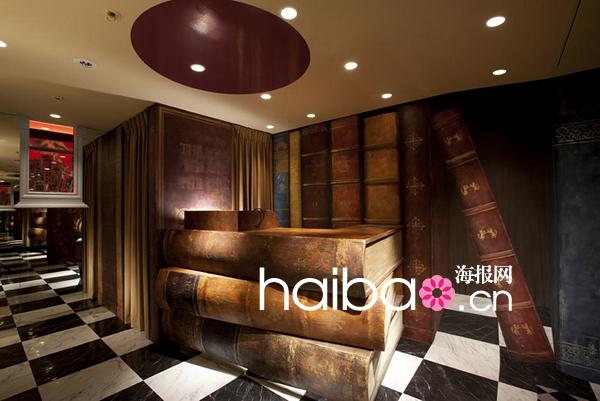 东京爱丽丝仙境主题餐厅_国外餐饮_职业餐饮网