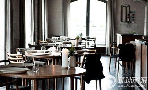 世界著名餐厅设计图