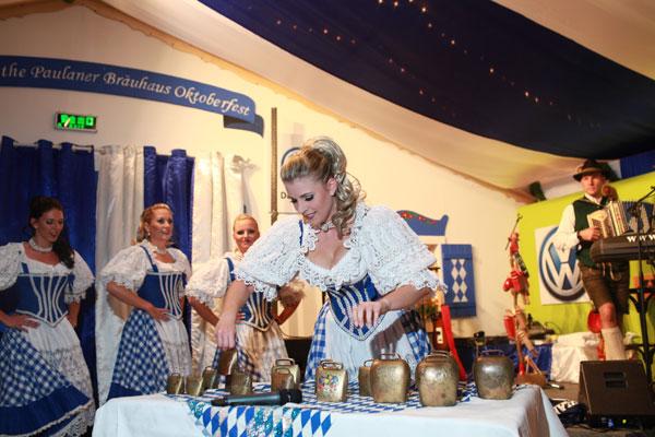 凯宾斯基德国啤酒节十月开幕