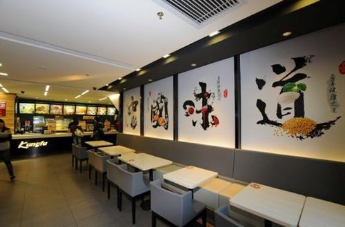 """真功夫新出""""中国味道""""餐厅设计方案"""