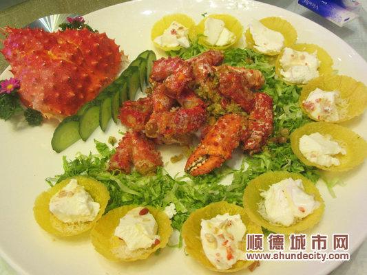 顺德餐饮:陈村绽放最特别的花卉美食宴