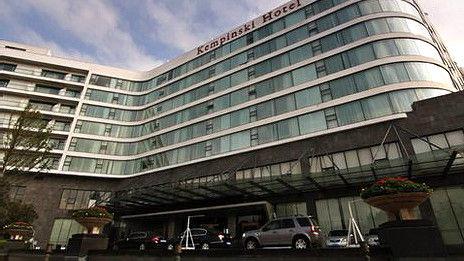 中国性交易向西方豪华国际酒店渗透