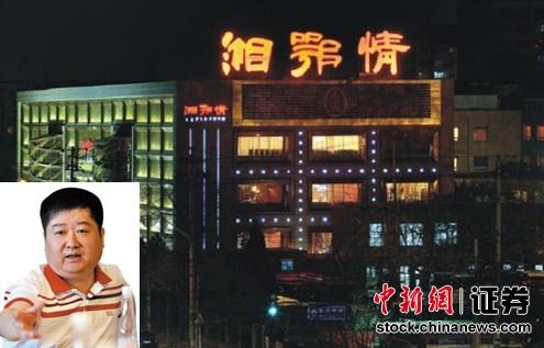 湘鄂情年初公告揭减持序幕