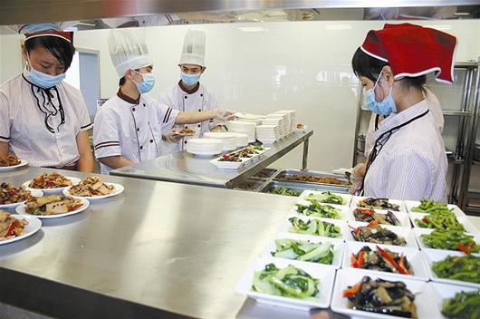 武钢成立快餐连锁店管理公司(图)