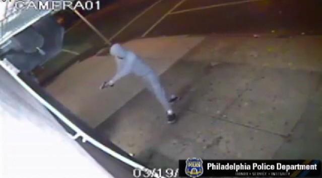 费城一家中餐馆遭到持枪抢劫(图)