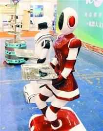 青岛将开首家机器人餐厅