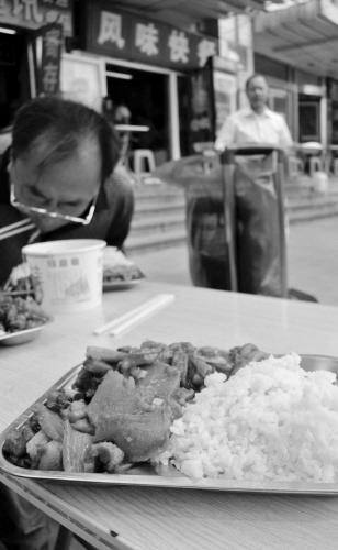 沈阳北站北广场餐厅涉嫌坑旅客
