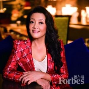 张兰:为上市改国籍的餐饮女强人