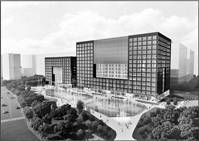 北京哈德门饭店将原址经营