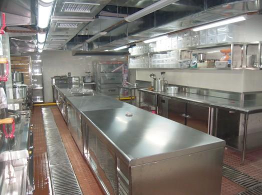 餐厅厨房外包承包商达不到要求构成违约