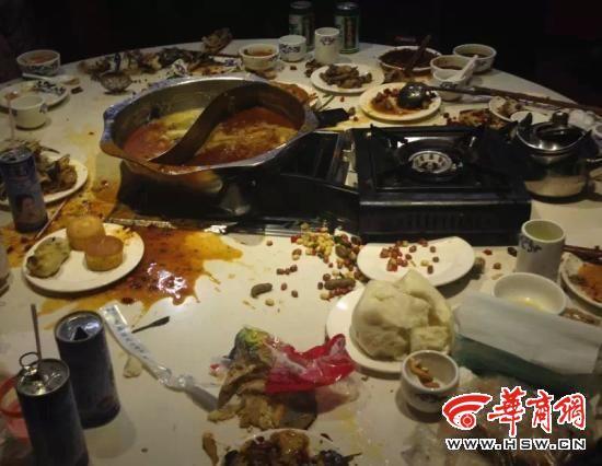 西安一餐馆使用卡式炉丁烷气瓶爆炸伤人