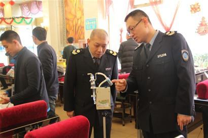 室内空气质量不过关山东青岛六家火锅店被查