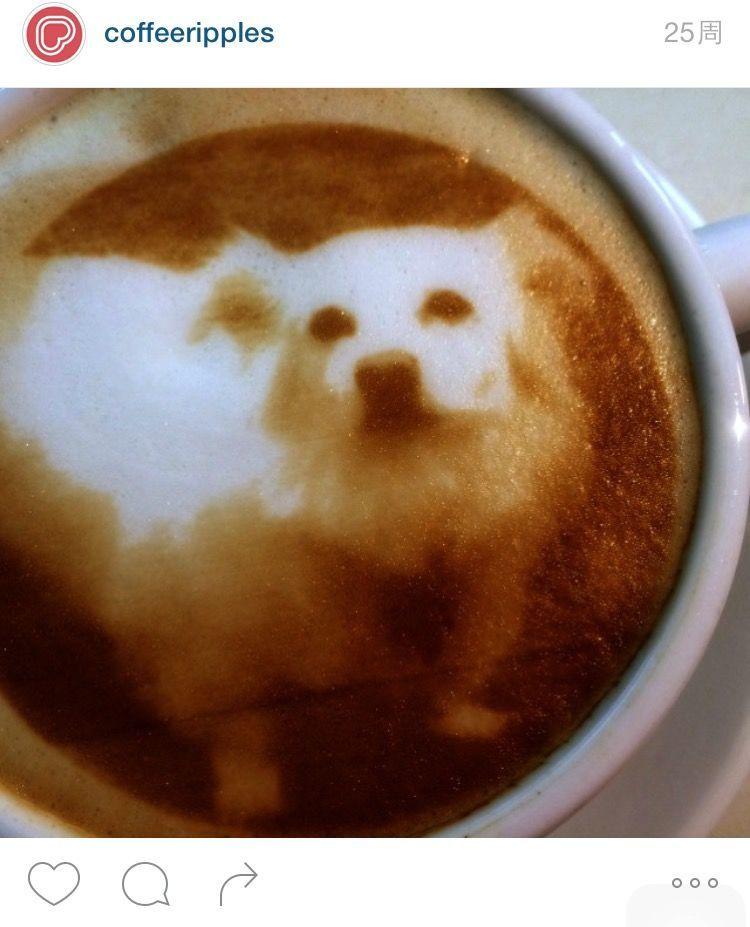 又要失业了,自动咖啡拉花机出现