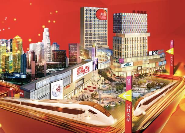 广州餐饮新地标它如何抄底金沙洲百亿餐饮市场