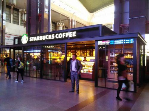 <b>星巴克力推茶饮料,旨在抢占中国95亿美元市场</b>