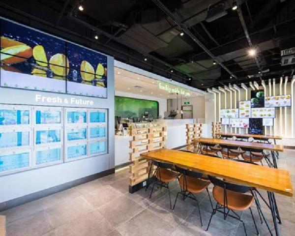 """""""未来餐厅""""之战:麦当劳肯德基德克士都在布什么局"""