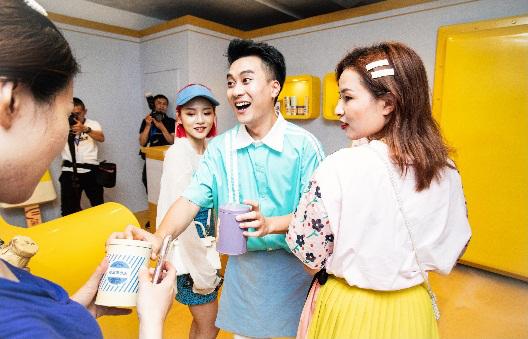 天猫冰淇淋沉浸式话剧:为冰淇淋品类营销升级赋能