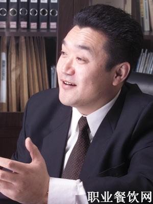 <b>百富餐饮董事长王俊岭</b>