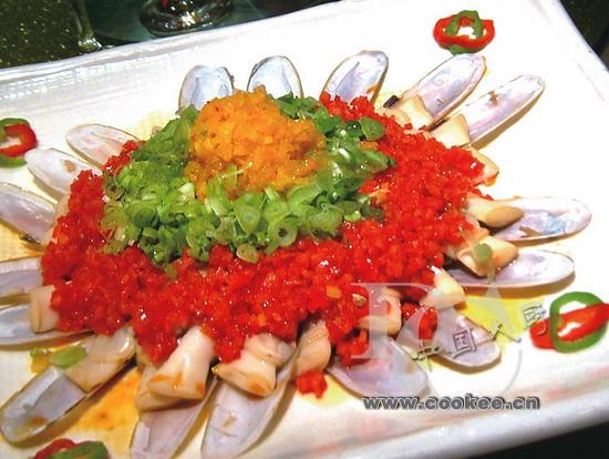 中国大厨春季海鲜菜创新大赛 最新菜品 职业餐