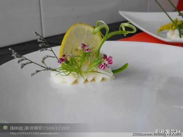 动物形状的菜品