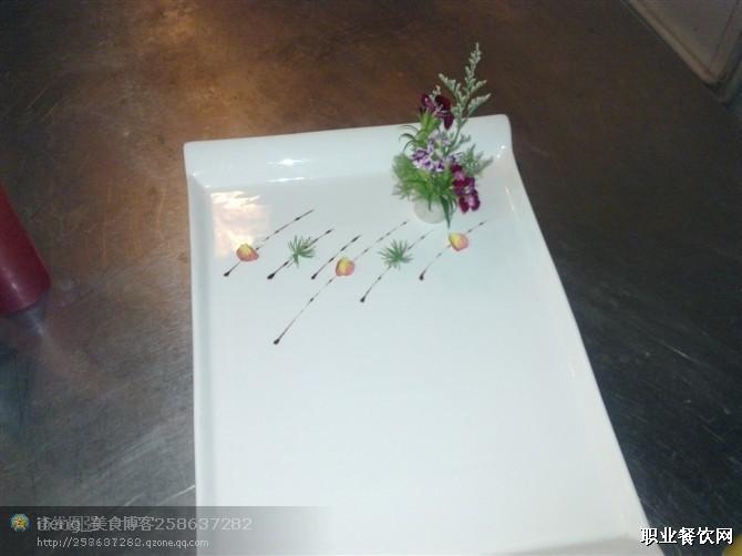 职业计划_菜品盘头造型_盘饰_职业餐饮网