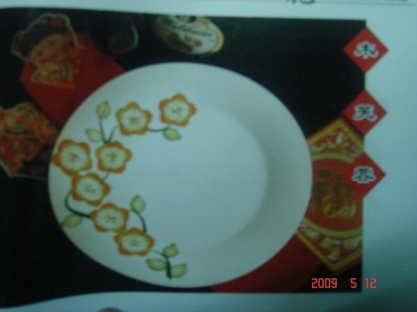 黄瓜摆盘围边_盘饰_职业餐饮网图片