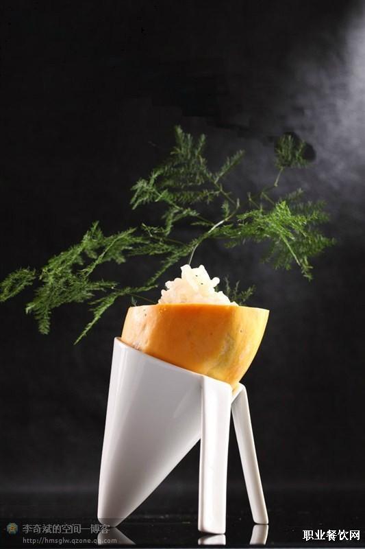 中国大厨2013创新菜品 经典融合菜欣赏