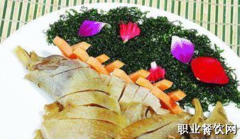 内江风吹鸡 欧湖岛河鲜酒楼招牌菜品