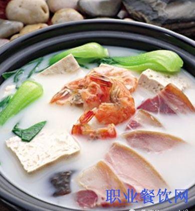 15道创意砂锅菜品