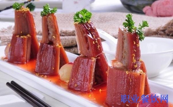 菜品盘头制作的六大技法和运用实例