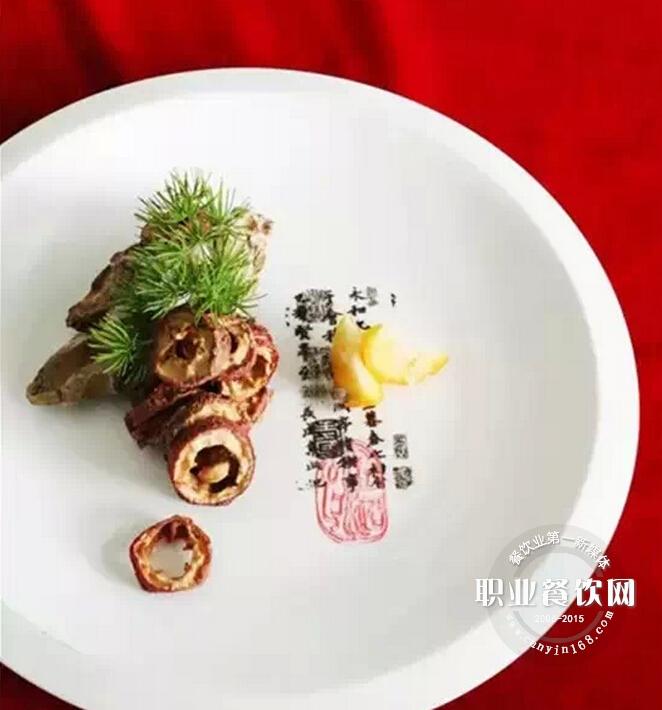 厨师摆花盘_最新凉菜盘式菜品图片内容 最新凉菜盘式菜品图片版面设计