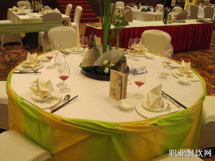 中餐摆台标准图片图片图片