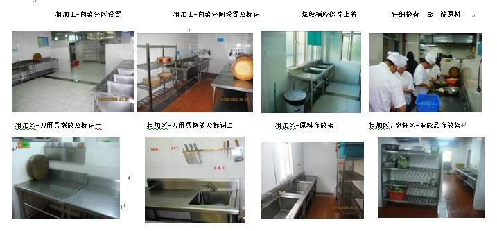 幼儿园厨房消毒制度