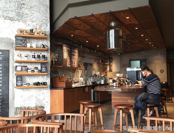 看星巴克在中国概念茶馆的新创意!