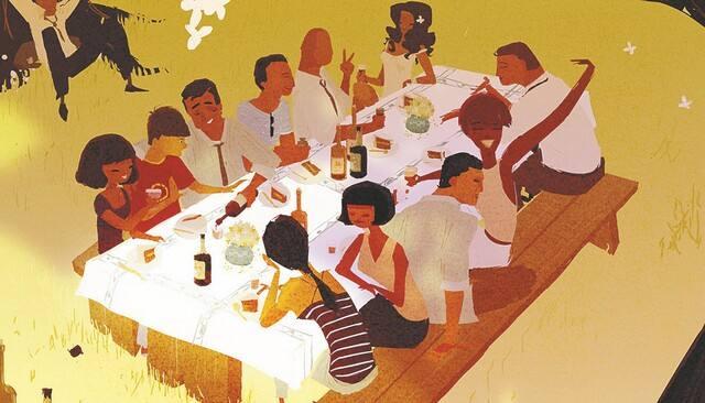 团体聚餐不能不知的小秘密