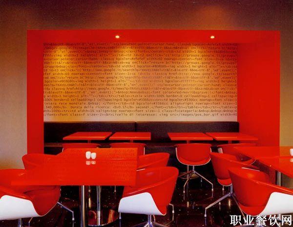 国外餐厅设计经典案例六