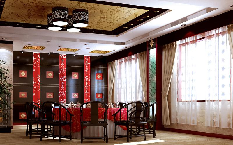 餐厅效果图,餐馆装修设计,餐馆效果图图片