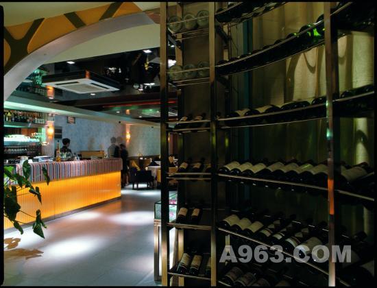 西餐厅湖贝店设计方案_西餐厅装修_职业餐饮网