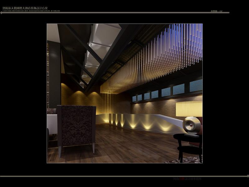 酒店西餐厅设计方案