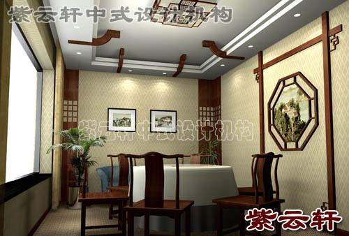 茶餐厅中式设计_中式餐厅装修