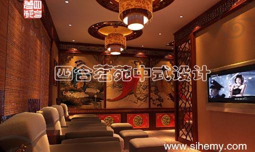 中式茶楼装修设计案例
