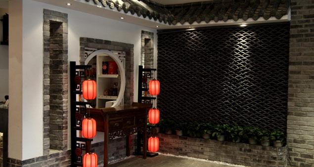 中国餐饮酒店装修风格